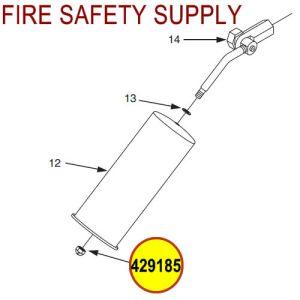 429185 Ansul Sentry Nozzle