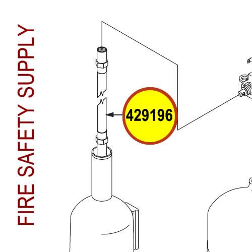429196 Ansul Sentry Hose