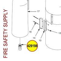 429198 Ansul Sentry Nozzle Orifice