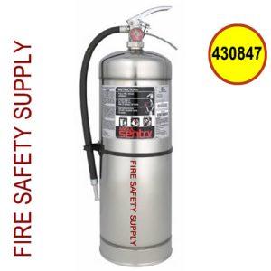 430847 Ansul Sentry 2.5 gal Water Extinguisher (W02-1)