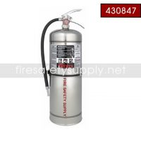 430847 Ansul Sentry 2.5 gal Water Extinguisher (W02-1) (UL/ULC Rating: 2-A)