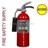 431553 Ansul Sentry 5 lb Carbon Dioxide Extinguisher (CD05A-1)