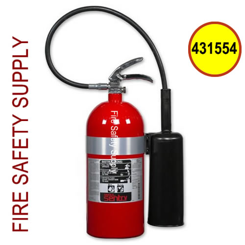 Ansul 431554 Sentry 10 lb Carbon Dioxide Extinguisher (CD10A-1)
