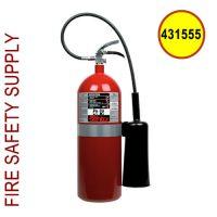 431555 Ansul Sentry 15 lb Carbon Dioxide Extinguisher (CD15A-1)