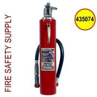 Ansul 435074 RED LINE 5 lb. Extinguisher (LT-A-5-1)