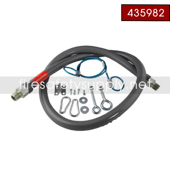 435982 Agent Distribution Hose and Restraining Cable