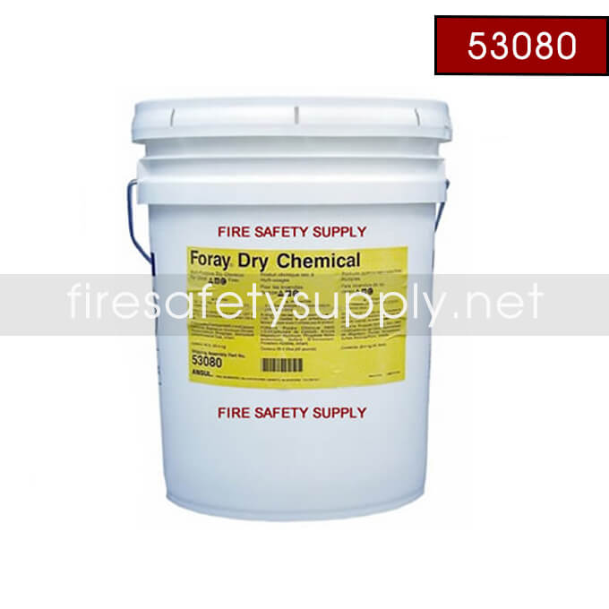 53080 Ansul Sentry FORAY Dry Chemical 45 lb. Pail