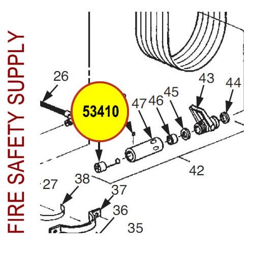Ansul 53410 Screen, Nozzle (AFFF-33-D/AR-33-D)