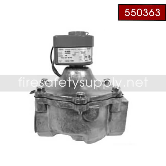 550363 EGVSO-250 Gas Valve
