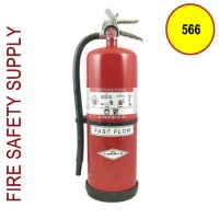 Amerex 566 20 lb. High Performance Dry Chemical Extinguisher