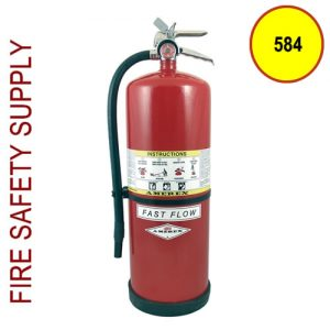 Amerex 584 20 lb. High Performance Dry Chemical Extinguisher