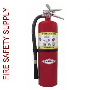 Amerex 720 10 lb. High Flow Dry Chemical Extinguisher