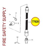 77628 Ansul Sentry Hose Assembly