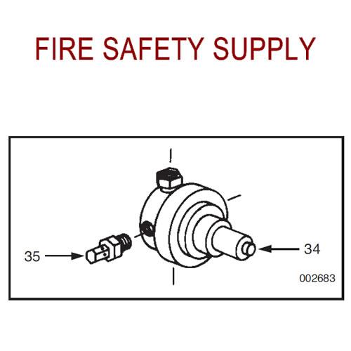 ANSUL Pressure Relief Valve - #78704