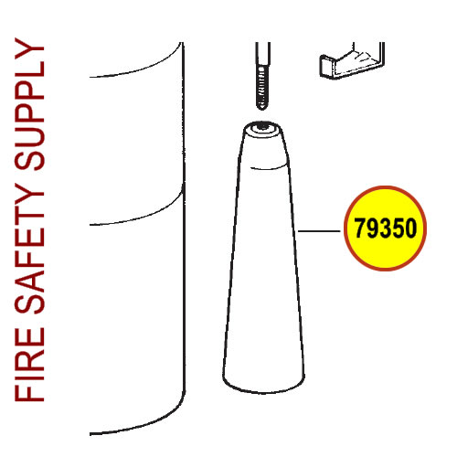 79350 Ansul Sentry Discharge Horn