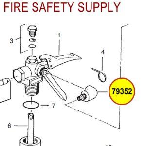 79352 Ansul Sentry Elbow