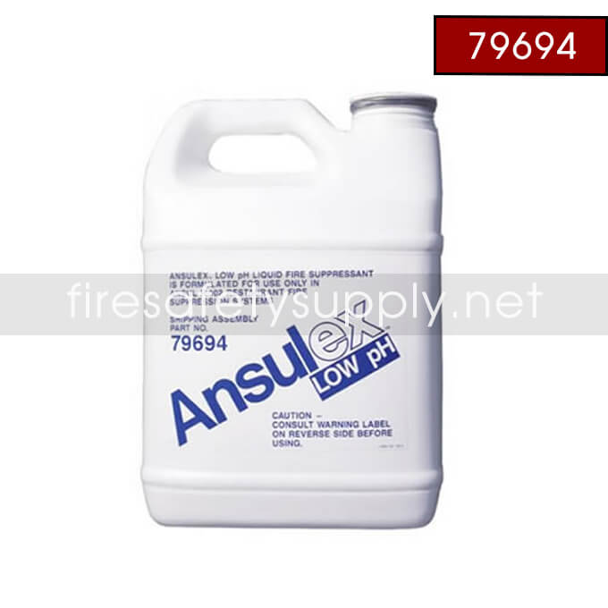 79694 ANSULEX Low pH Wet Chemical Agent