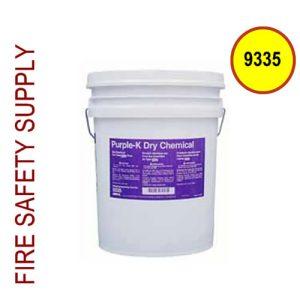 9335 Ansul Sentry Purple-K Dry Chemical 50 lb. Pail