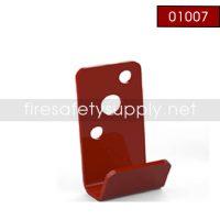 Amerex 01007 Bracket Wall 816 Red