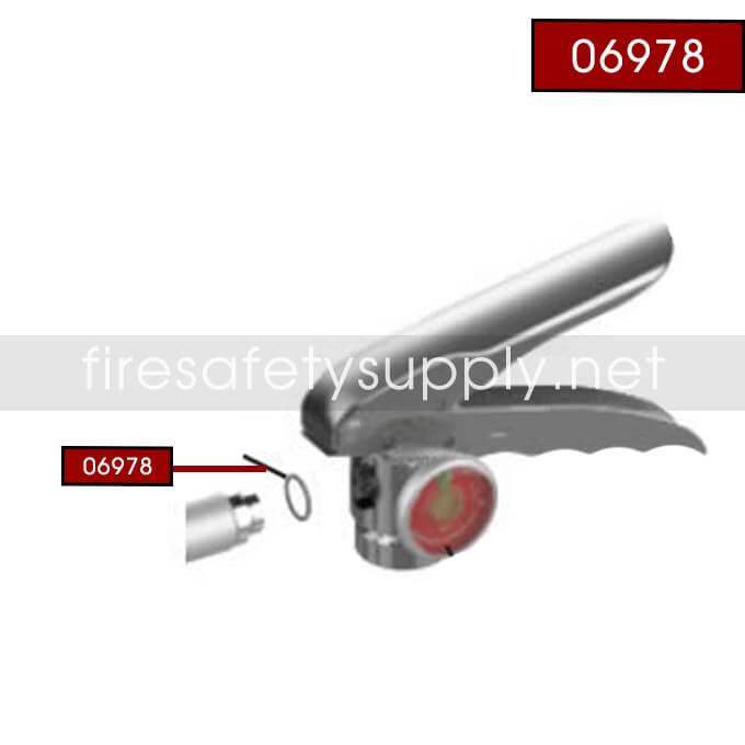 Amerex 06978 O-Ring Brass Valve Hose Sales