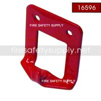 Amerex 16596 Bracket Wall Adapter 5 lb. Red