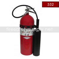 Amerex 332 Carbon Dioxide