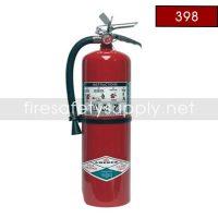 Amerex 398 15.5 lb. Halotron 1 Clean Agent Extinguisher