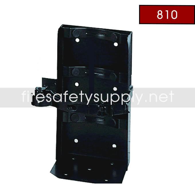 Amerex 810 7 Inch Cylinder Diameter Heavy Duty Vehicle Bracket Black