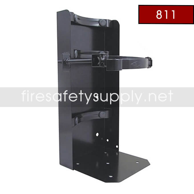 Amerex 811 20 lb. Carbon Dioxide Heavy Duty Vehicle Bracket Black