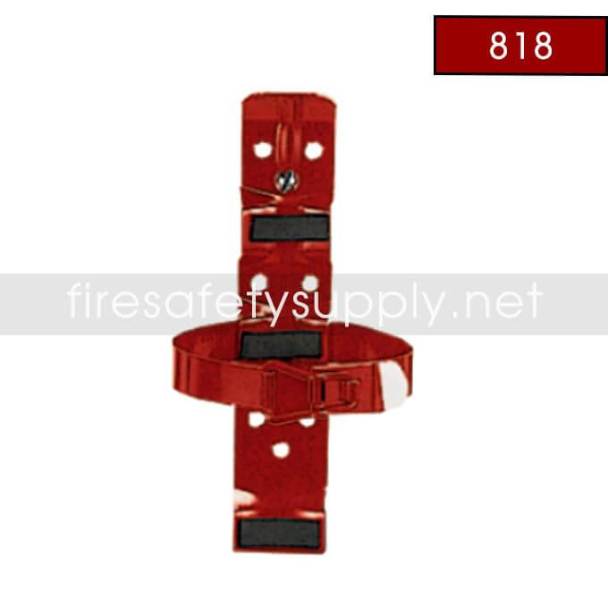Amerex 818 5 lb. Vehicle/Marine Bracket Red