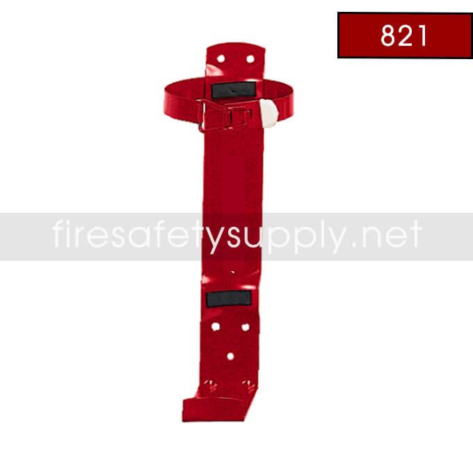 Amerex 821 5 lb. Vehicle/Marine Bracket Red