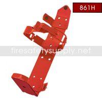 Amerex 861H 5 lb. Heavy Duty Vehicle Bracket Red
