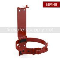 Amerex 889HB 6 & 10 lb. Vehicle/Marine Bracket Red