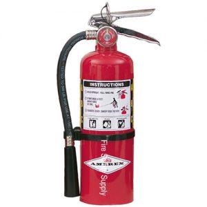 Amerex B500T 5 lb. ABC Dry Chemical Extinguisher