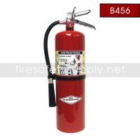 Amerex B456 10 lb. ABC Dry Chemical Extinguisher