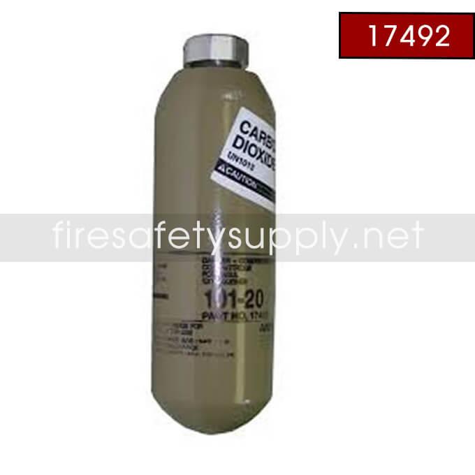 Ansul 17492 Carbon Dioxide Cartridge 101-20-CO2