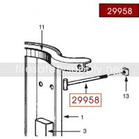Ansul 29958 Red Line T-Bolt