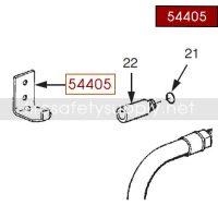 Ansul 54405 Wall Hanger Bracket