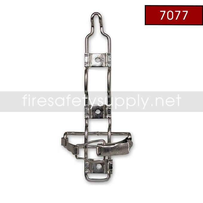 Ansul 7077 RED LINE 5 lb. Cadmium Plated Bracket
