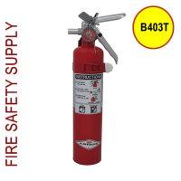 Amerex B403T 2.5 lb. Regular Dry Chemical Extinguisher