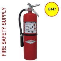 Amerex B447 10 lb. Regular Dry Chemical Extinguisher