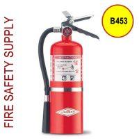 Amerex B453 5.5 lb. Regular Dry Chemical Extinguisher