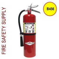 Amerex B456 10 lb. ABC Dry Chemical Extinguisher
