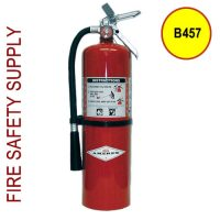 Amerex B457 10 lb. Regular Dry Chemical Extinguisher