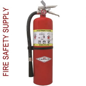 Amerex B457 10 lb. Regular Dry Chemical Extinguisher