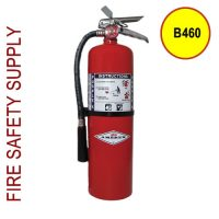 Amerex B460 10 lb. Purple K Dry Chemical Extinguisher