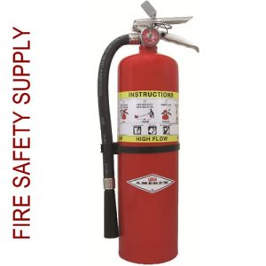 Amerex B462 6 lb. Regular Dry Chemical Extinguisher