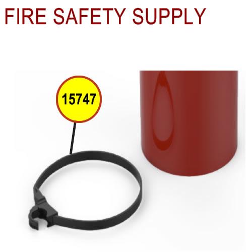 Amerex 15747 Strap & Insert Assembly 6 lb. & 10 lb. Tall