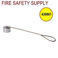 439861 New Metal Blow-Off Caps 10/package (pkg. price)