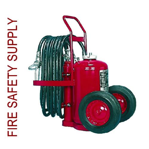Amerex 450 125 lb. Dry Chemical Nitrogen Cylinder Operated Extinguisher